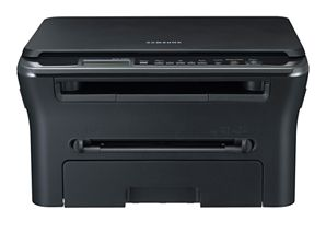 Install samsung printer scx 4300 driver.